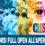 Corsi Full Open all'aperto – Il nuovo calendario valido dal 26 novembre
